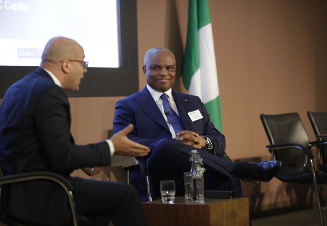 Pictures: London and Lagos Capital Markets in Partnership Event