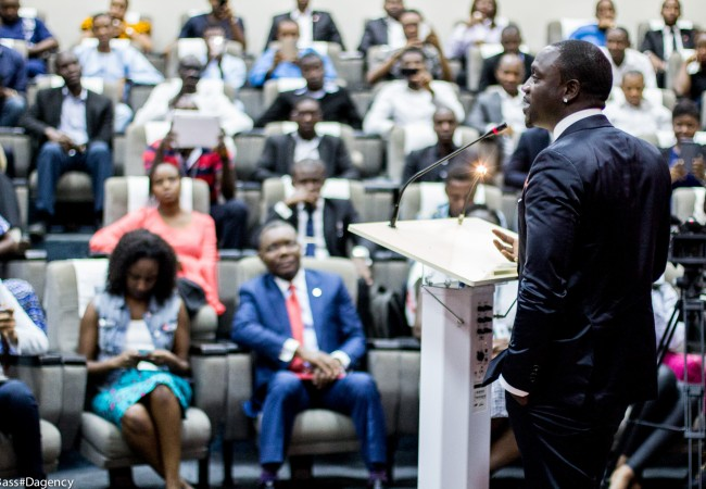 Akon's Joined the Big Players Lighting Africa – Others Should Do the Same