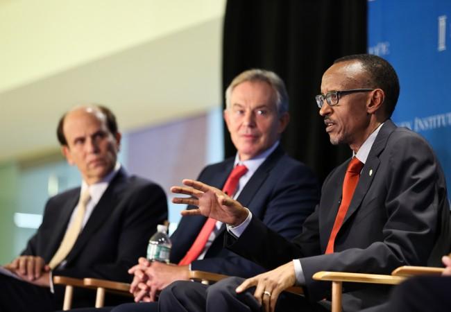 Beyond the Headlines: Global Leaders Explore Africa's Future