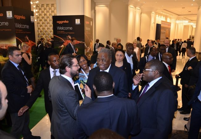 Africa's Energy Ministers Head to London