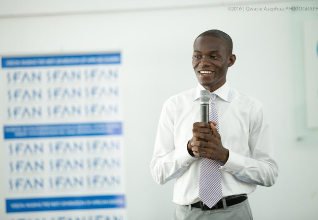 Help Social Entrepreneur Create a Million Jobs in Africa by 2020