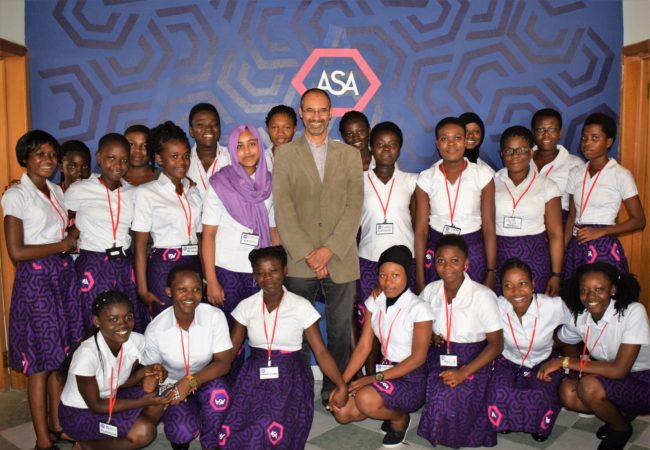 Tom Ilube: Why I Created Africa's First All-Girls Science Academy