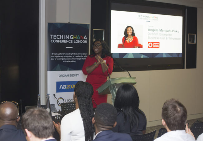 PICTURES: Tech In Ghana Conference Hailed a Huge Success