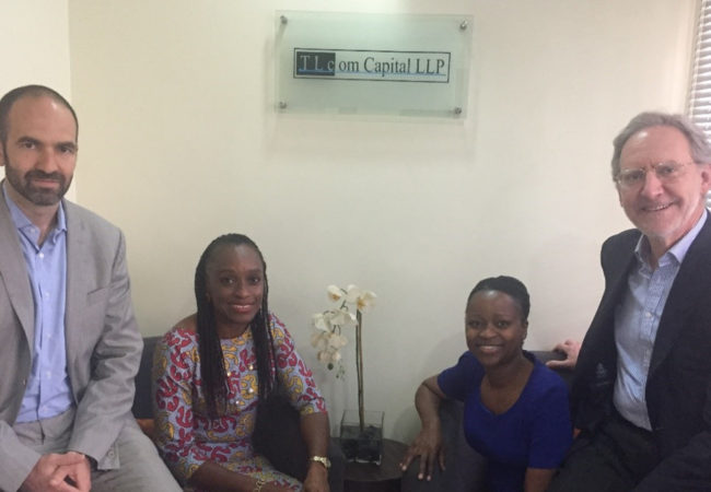 London, Lagos and Nairobi Team Raise $40 Million for Tech Fund