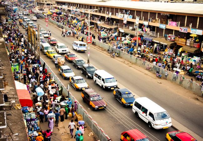 Innovators are Shaping Africa's 'Informal Economy'