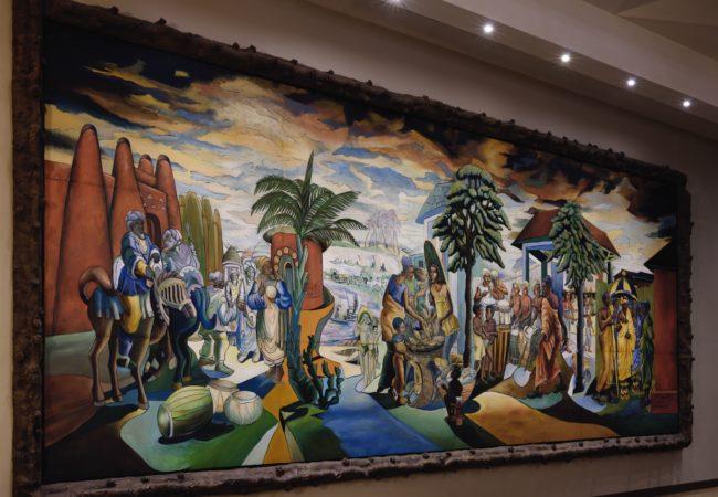 Discover Historic African Art in Mövenpick Ambassador Hotel Accra