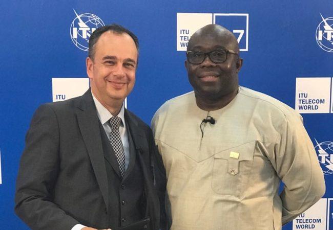Video: Deputy Minister for Communications, Ghana