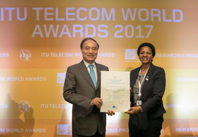 South Africa to Host ITU Telecom World 2018