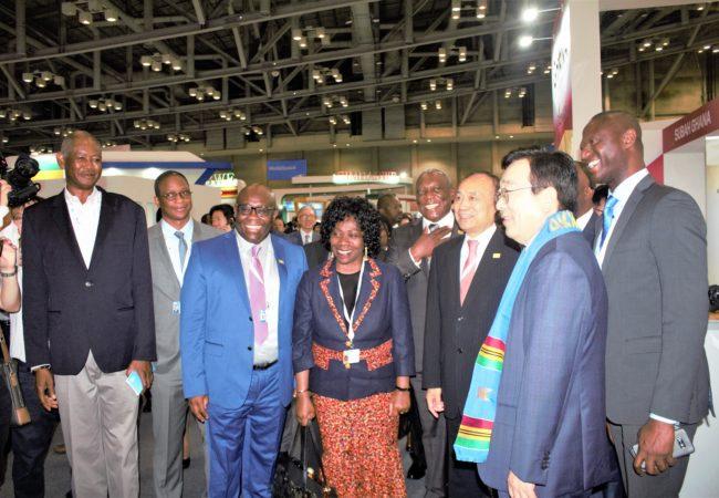 Ambassador Commends Ghana's Tech Delegation in South Korea