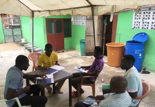 Digitizing Group Savings in Rural and Peri-Urban Ghana