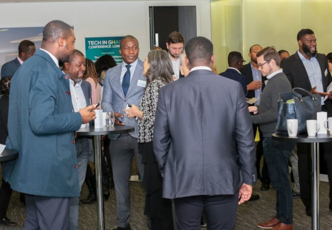 Tech in Ghana Conference London 2018 VIDEO HIGHLIGHTS