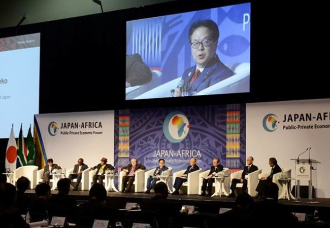 How Japan's Investment in Africa is on the Rise