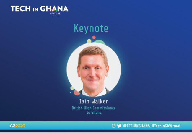 VIDEO: Iain Walker, British High Commissioner to Ghana