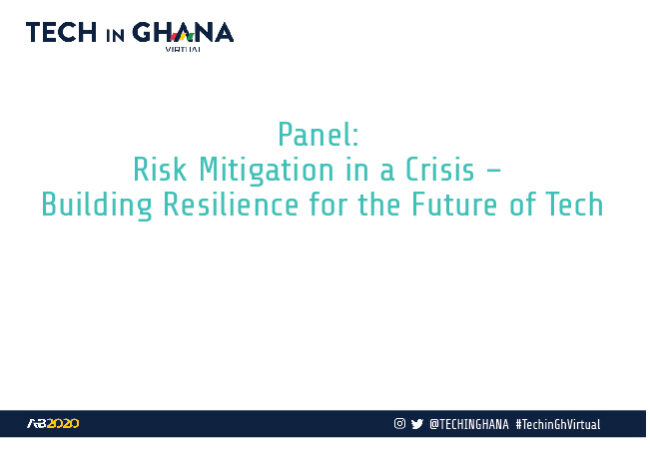 LISTEN: Risk Mitigation in a Crisis: Building Resilience for the Future of Tech