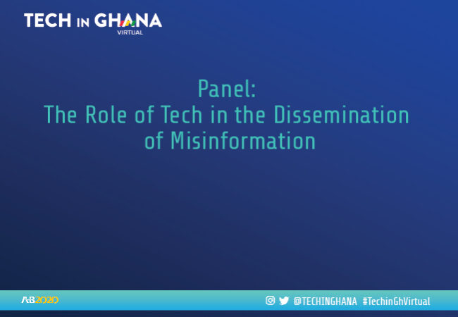 VIDEO: The Role of Tech in the Dissemination of Misinformation